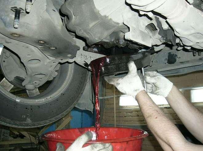 Замена масла в двигателе тойота платц своими руками 66