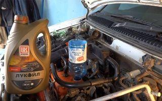 Какое масло заливать для Приоры с 16 клапанным двигателем?