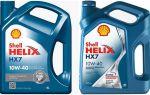 Масло Шелл Хеликс hx7 10w 40 – характеристики и отзывы пользователей
