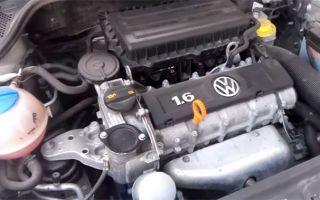 Фольксваген Поло – как заменить масло в двигателе