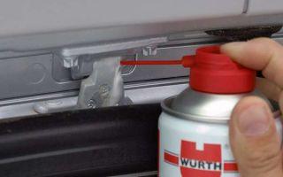 Wurth HHS 2000 – консистентная смазка в виде спрея