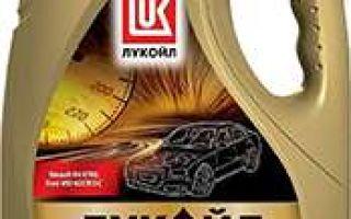 Лукойл Люкс 5w30: хорошее качество по разумной цене
