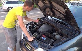 Замена масла в двигателе Рено Логан — пошаговая инструкция