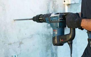 Смазка для буров перфоратора: как пользоваться и для чего нужна