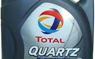 Total Quartz Ineo ECS 5W30: новое поколение моторных масел