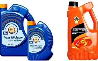 Трансмиссионное масло ТНК – замена брендов не влияет на качество