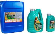 Трансмиссионное масло ТАД-17: основные характеристики