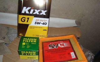 Кикс 5w40: масло, созданное по высокой технологии