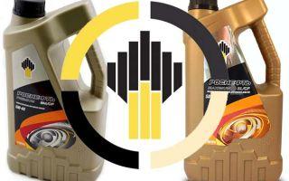 Характеристики масла Роснефть 5w40, особенности производства и отзывы