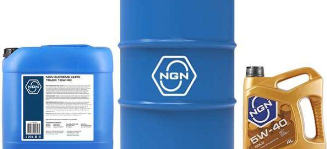 NGN — подбор масла по автомобилю двумя способами