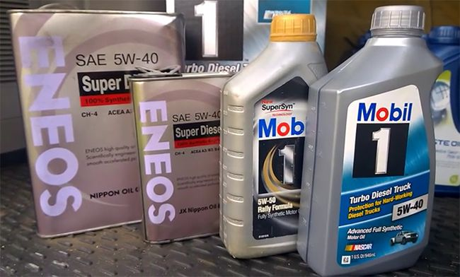 dizelnoe maslo - Чем отличается дизельное моторное масло от бензинового