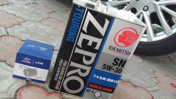 Моторное масло для бензиновых двигателей производителя из Японии