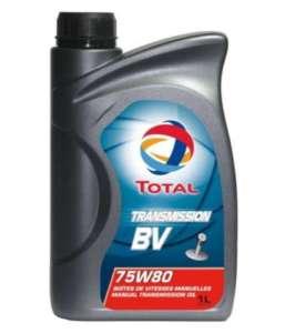 лучшее минеральное масло TOTAL 75W80 BV