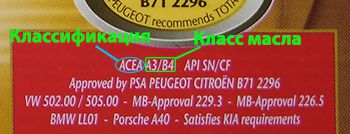 расшифровка стандарта АСЕА
