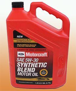 синтетическое масло для форд фокус