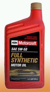 Motоrcraft full synthetic 5W-30