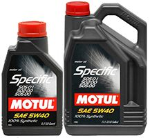масло Motul Specific VW 5W-40