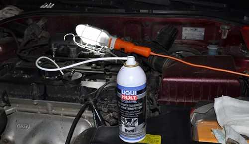Ликви Моли жидкость для раскоксовки двигателя