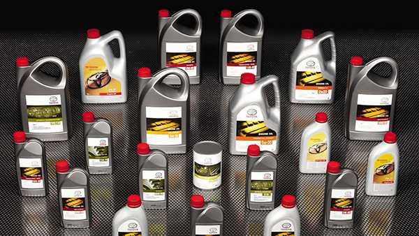 Европейские масла в пластике