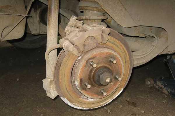 тормозной суппорт автомобиля