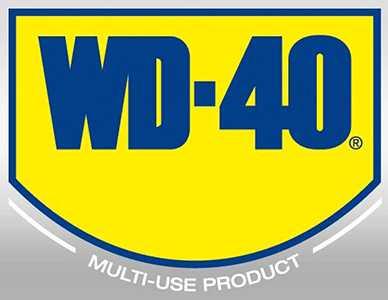 логотип WD 40