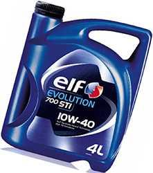 масло Elf Evolution 700