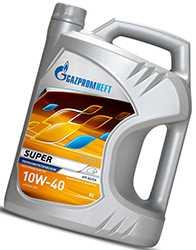 масло Gazpromneft Super 10W-40 5л
