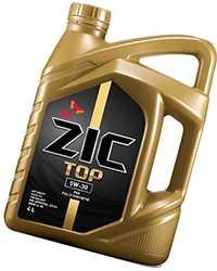 Моторное масло Zic TOP