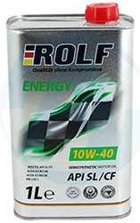 Рольф 10w 40 Energy