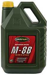 Масло М8 от «ОйлРайт»