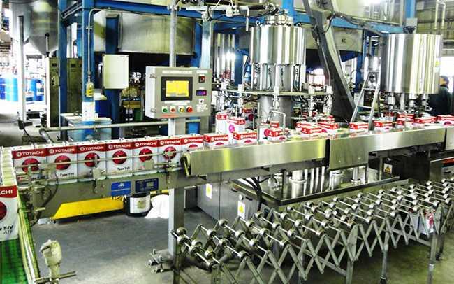 Производственная линия Тотачи