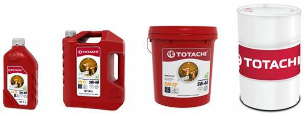 масло Тотачи Денто для европейского рынка