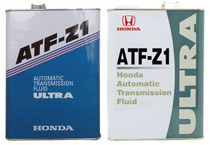Масло Honda ATF Z1 в железной таре