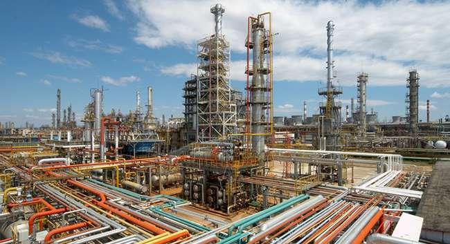Завод Lukoil в Нижнем Новгороде