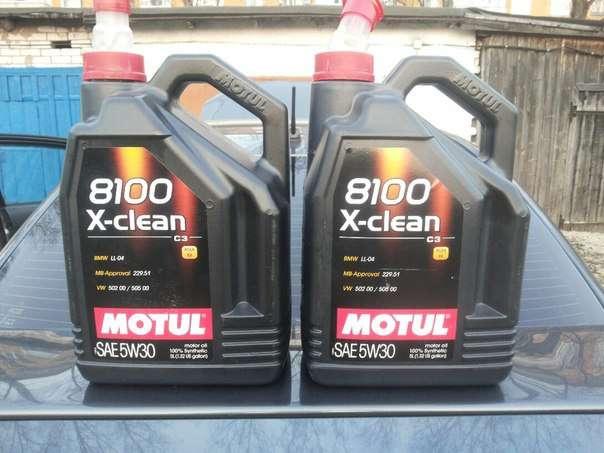 Motul 8100 5W-30 X-clean