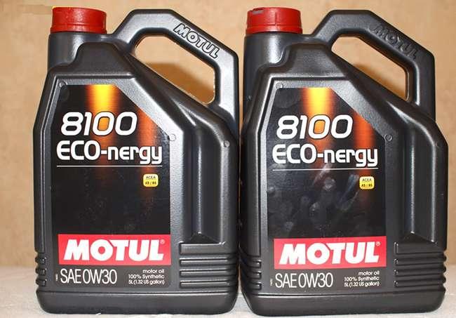 оригинальная упаковка Motul 8100 5W-30 X-clean