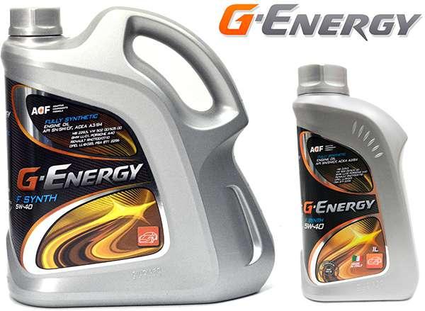 g energy f synth 5w 40