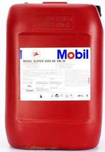 Mobil super 3000 xe 5w 30 в 20-ти литровой канистре