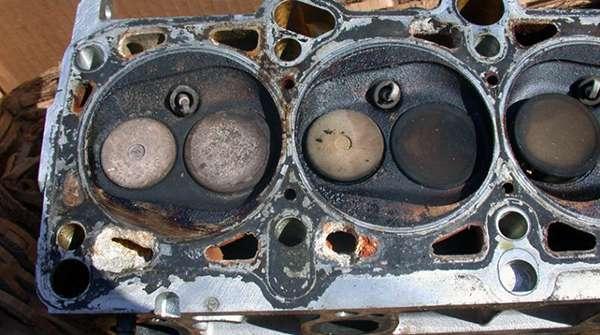 Последствия перегретого мотора