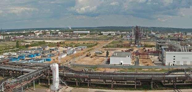 завод Нижнегороднефтесинтез