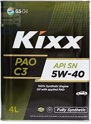 Kixx PAO 5w40