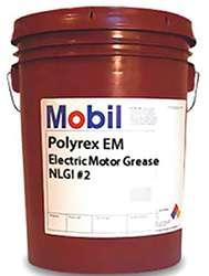 Mobil Polyrex в ведре