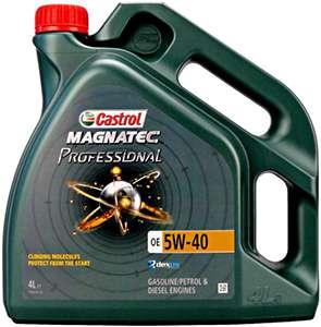 Castrol Magnatec Professional 5W40