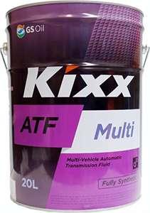 Kixx ATF Multi в 20 литровой таре