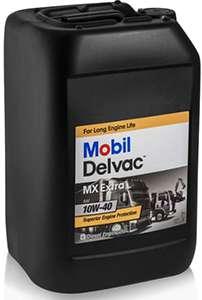 канистра 20 л Mobil Delvac MX Extra 10W40