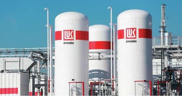 Завод Лукойл по производству моторного масла