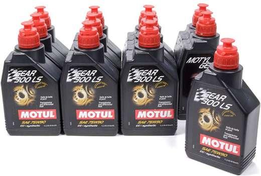 трансмиссионное масло Motul Gear 300 LS 75W90