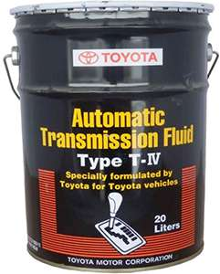 аналог трансмиссионного масла Toyota ATF WS