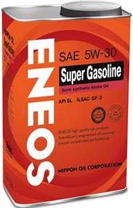 ENEOS 5W30 полусинтетика