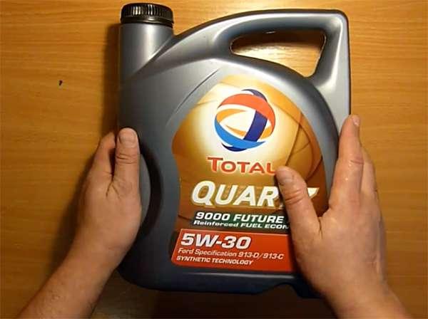 total_quartz_9000 в канистре 4 литра